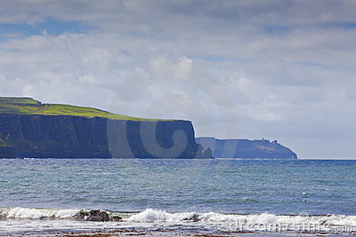 Doolin s Bay Beach, Ireland.