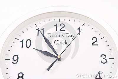 The Dooms Day Clock