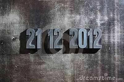 Doomsday 21. December 2012