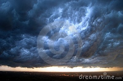 Doomsday clouds