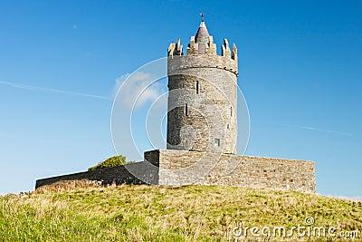 Doonagore Castle in Ireland.