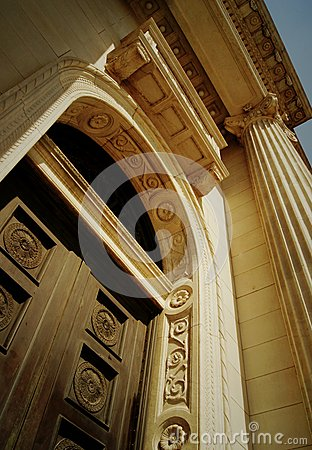 Door Stock Image - Image: 19452181
