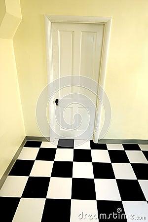 Free Door And Floor Stock Image - 1598661
