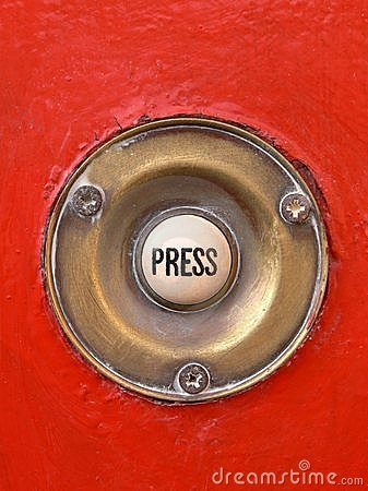 Free Door Bell Royalty Free Stock Photo - 1822575