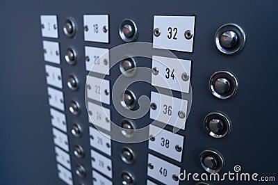 door bells stock photo image 51139891