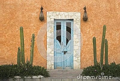 Door in Bernal