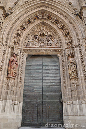 Door cathedral