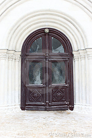 Door of Dormition Cathedral