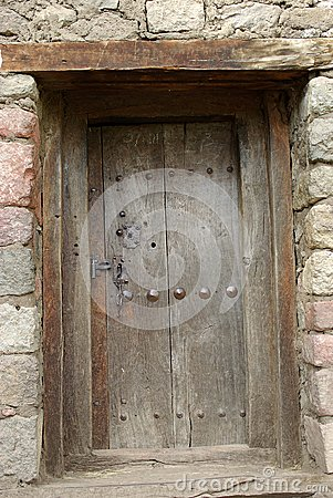 Door in Ethiopia