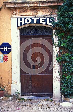 Door, France 1