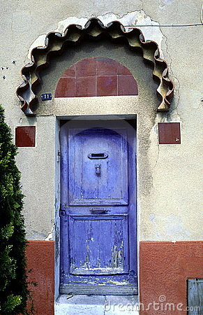 Door, France 12