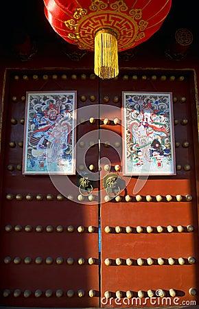 Door-god