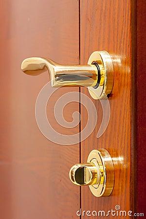 Free Door Handle Stock Image - 18368801