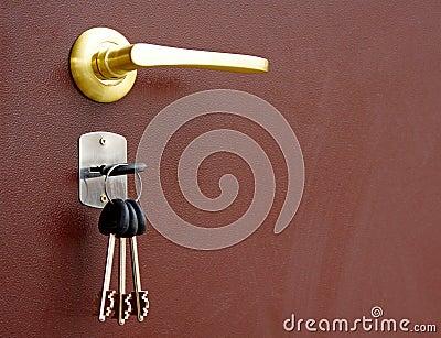 The door handle