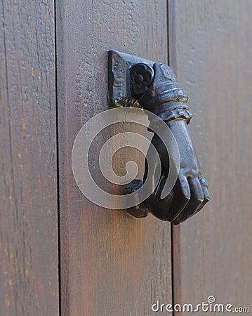 Free Door Handle/knocker Stock Images - 15064454