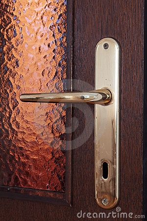 Free Door Knob Royalty Free Stock Photo - 17957855