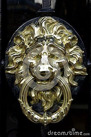 Free Door Knocker Stock Image - 8350921