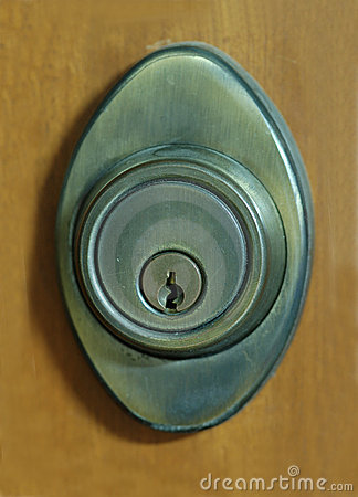 Door and Lock