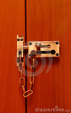 Door Lock With Double Security