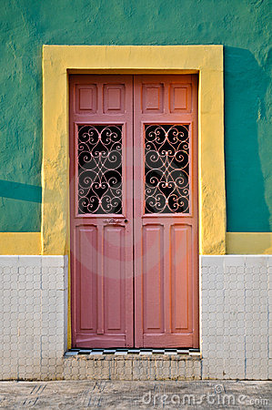 Door of Mexico