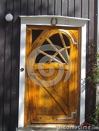 Door - number 13