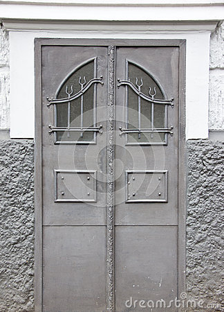 Free Door Old Architecture Home Design Enter Details Stock Images - 51799404