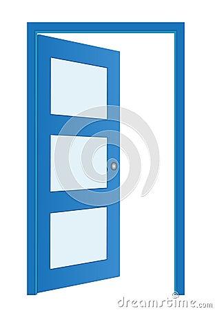 Door opened -icon