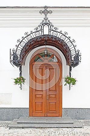 Door, Pechersk Lavra monastery