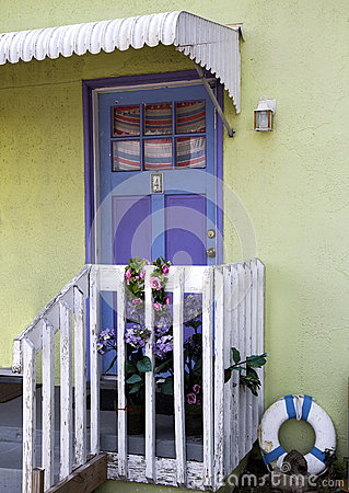 Door and Porch