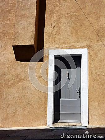 Door at Saint-Tropez, France