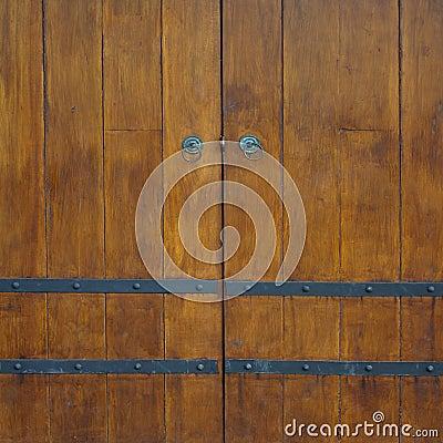 Door Thai style