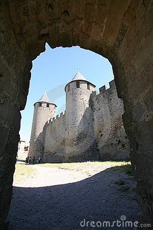 Door to castle