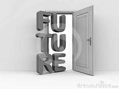 Door to the future