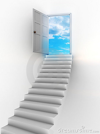 Door to heaven