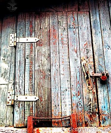 Door to the loft horrors