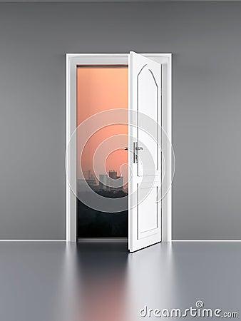 Door to Nightfall