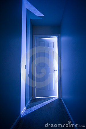 Free Door To The Light Stock Photos - 5402323