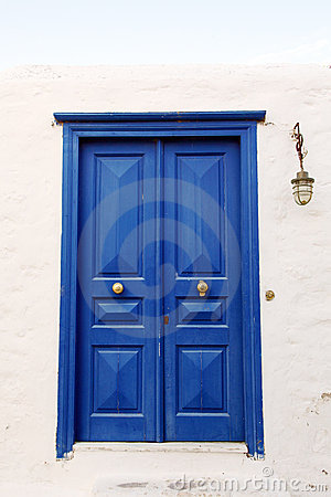 Door in a wall