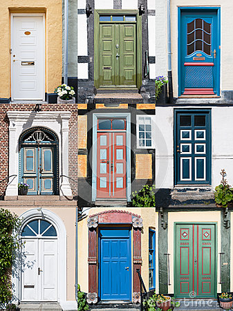 Doors of Denmark