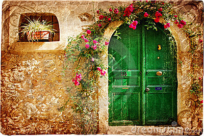 Doors of Greece