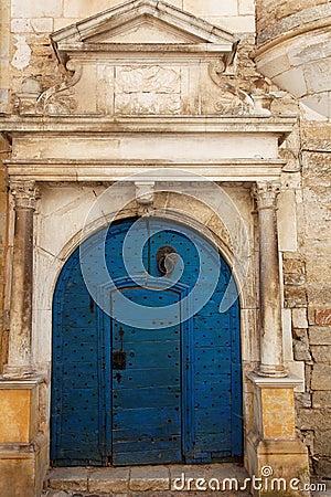 Doors in Martel, France