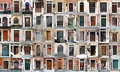 Doors - Venice, Italy