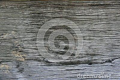 Doorstane houten textuur als achtergrond
