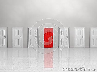 Doorway Three