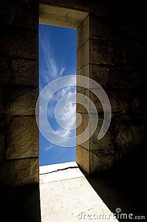 Doorway to.........