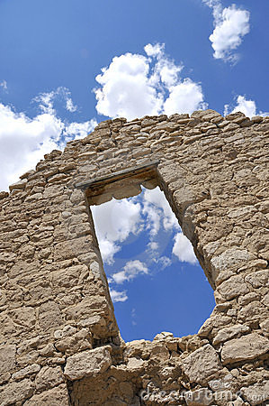 Doorway to Clouds
