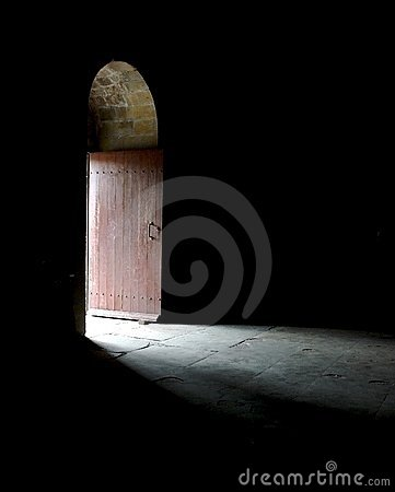 Doorway to the light