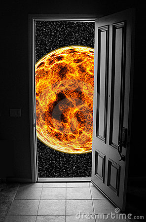 Free Doorway To Space Royalty Free Stock Photos - 322628