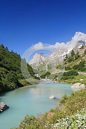 Dora stream and Veny Valley