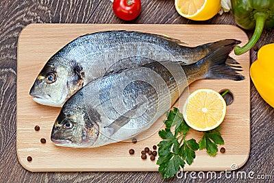 Dorado fisk